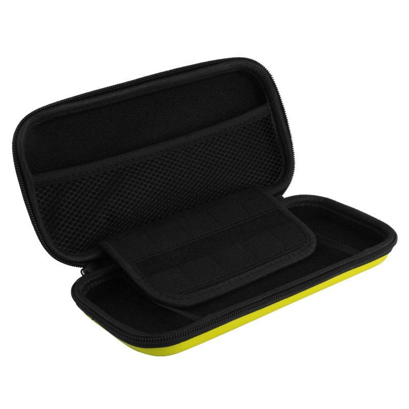 SWITCH LITE ケース 収納 ケース  内蔵カード入れ 防水 持ち運び|albert0051|14