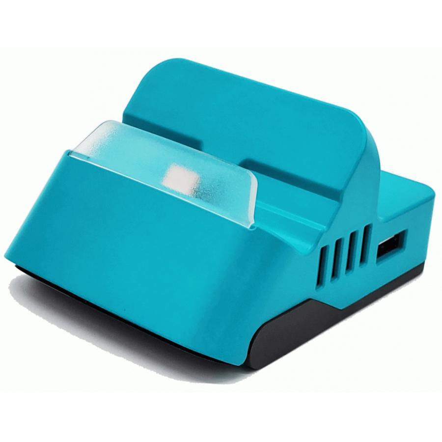SWITCH ミニドック 充電スタンド TV出力 小型ドック  充電しながらゲーム可能 albert0051 06
