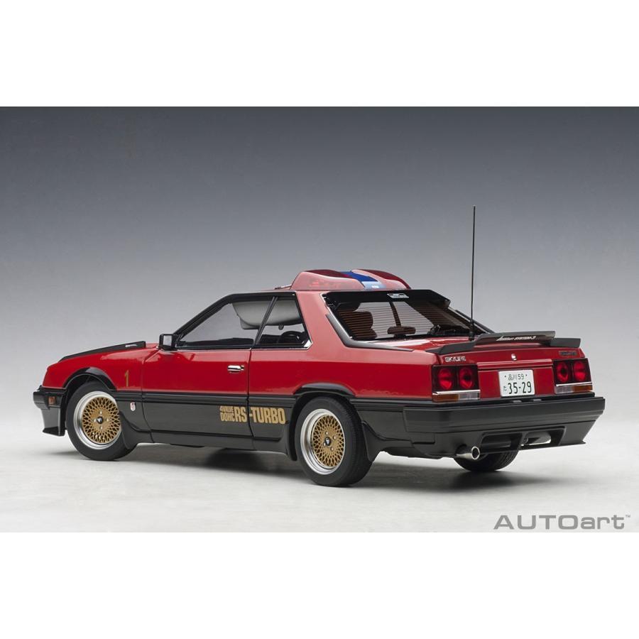 【AUTOart】1/18 西部警察「マシンRS-1」放送開始40周年記念モデル alex-kyowa 02