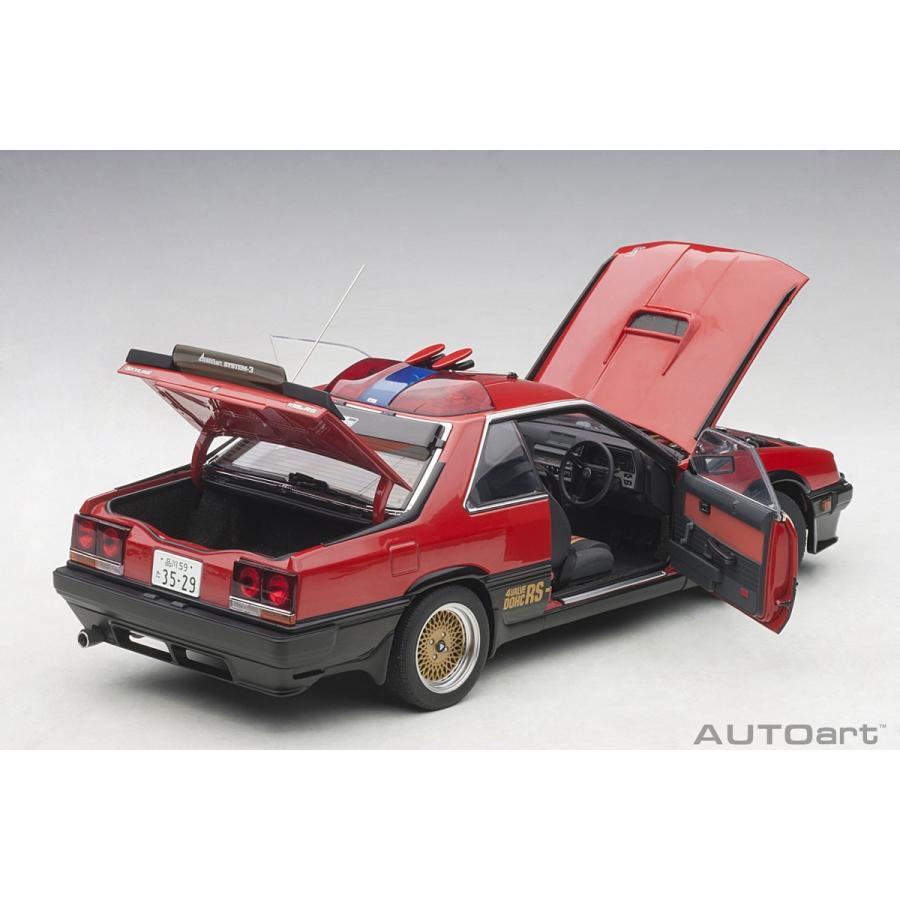 【AUTOart】1/18 西部警察「マシンRS-1」放送開始40周年記念モデル alex-kyowa 07