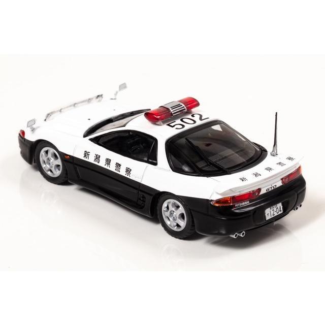 ☆コロナに負けるな応援特価☆【RAI'S】1/43 三菱 GTO Twin Turbo (Z16A) 1994 新潟県警察高速道路交通警察隊車両(502)|alex-kyowa|02