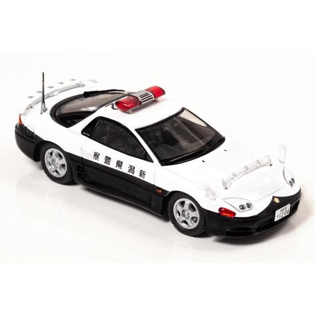 ☆コロナに負けるな応援特価☆【RAI'S】1/43 三菱 GTO Twin Turbo (Z16A) 1994 新潟県警察高速道路交通警察隊車両(502)|alex-kyowa|03