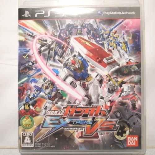 【PS3】機動戦士ガンダム エクストリームバーサス EXTREME VS バンダイ xbdf12【中古】|alice-sbs-y