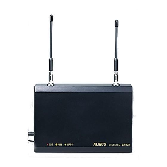アルインコ 多人数同時通話型無線システム 屋内用親機 DJ-M2R トランシーバー 無線機