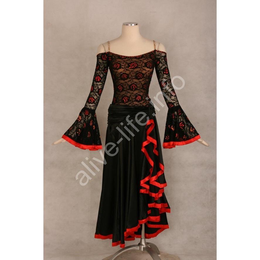 社交ダンス衣装 社交ダンスドレス モダンドレス デモ用ドレス セミオーダードレス ラテンドレス ワンピース WL280
