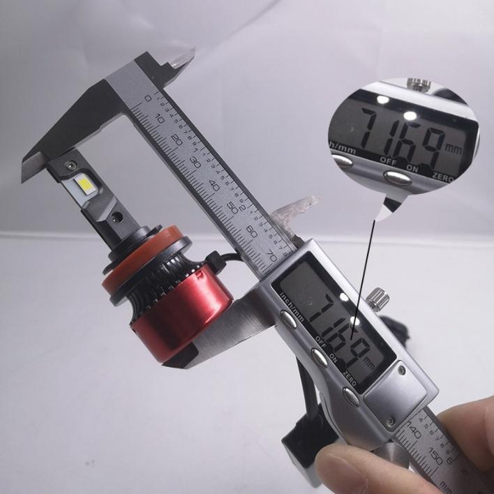 高輝度 LEDヘッドライト フォグランプ H4/H8/H9/H11/H16 COBチップ 12V 24000Lm 6000K 2本 車検対応 ポン付け Hi/Lo 切替式 all-select 06