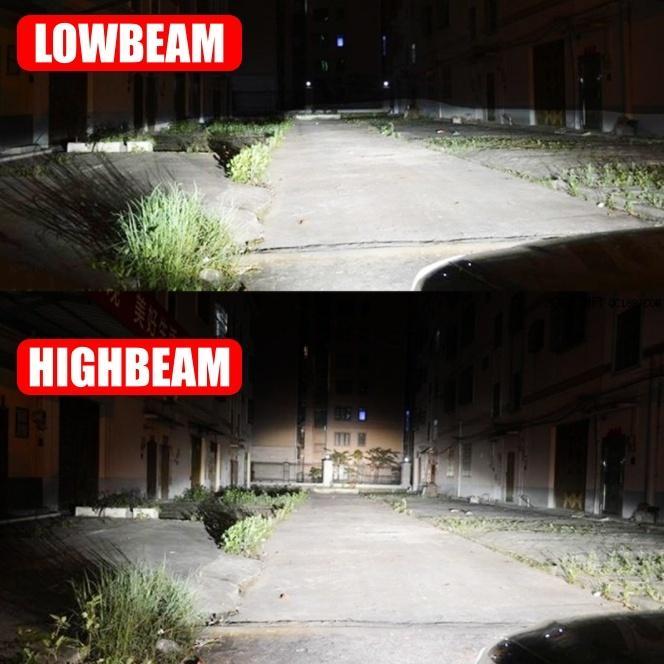高輝度 LEDヘッドライト フォグランプ H4/H8/H9/H11/H16 COBチップ 12V 24000Lm 6000K 2本 車検対応 ポン付け Hi/Lo 切替式 all-select 09