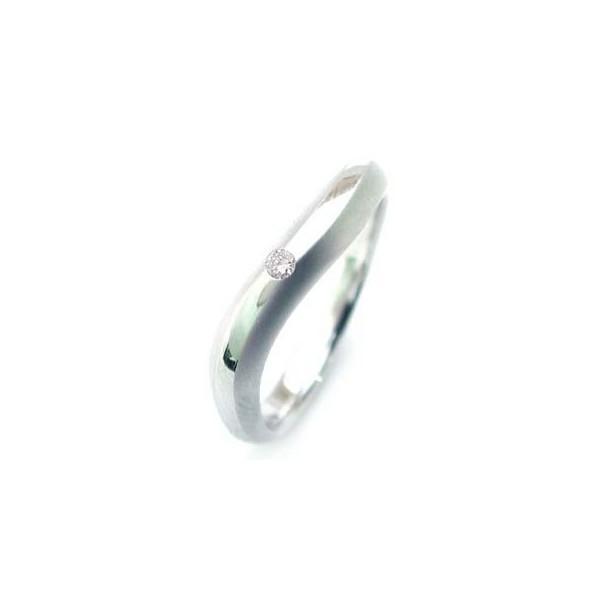 新品 メンズリング 結婚指輪 マリッジリング ペアリング4月誕生石 ダイヤモンド セール, フジグン 4d3349bd