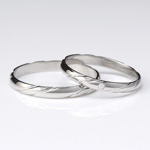 【メーカー公式ショップ】 結婚指輪 マリッジリング ペアリング プラチナ ダイヤモンド セール, カケガワシ 184b9a5c