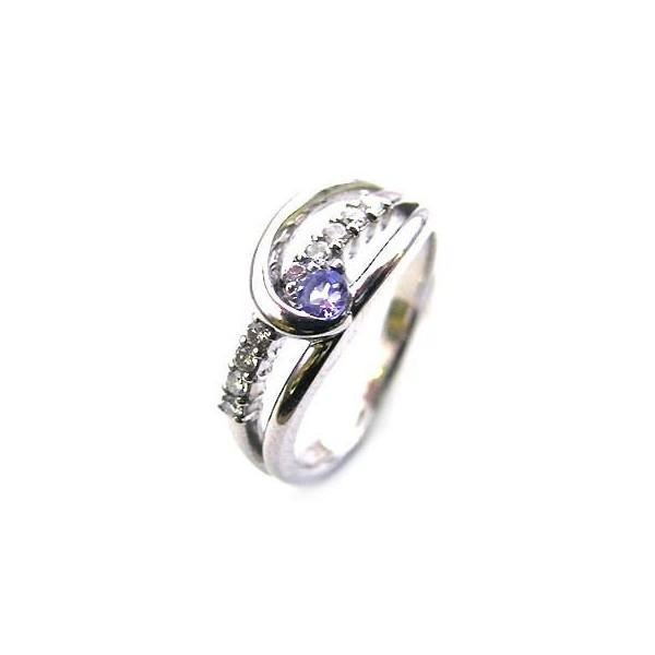 超歓迎された タンザナイト リング 指輪 (タンザナイト) セール, ナカシマグン fdddc2b0