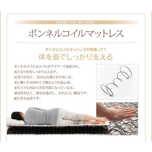 シングル マットレスベッド すのこ 脚付きマットレス ボトムベッド スタンダードポケットコイル ベッド脚15cm|alla-moda|21