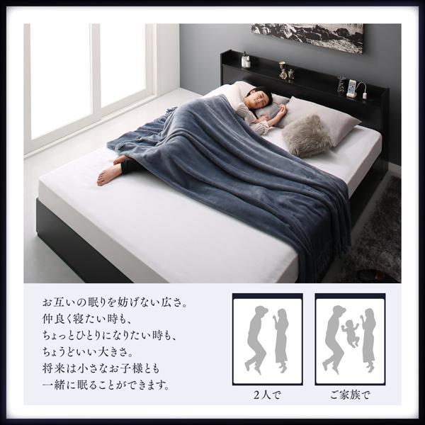 ベッド シングル ベッド 収納 国産カバーポケットコイル|alla-moda|05