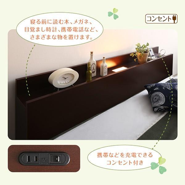大型 連結ベッド フロアベッド スタンダードポケットコイル ワイドK220|alla-moda|11