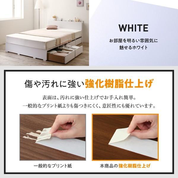 シングル ベッド 収納 プレミアムボンネルコイル 引き出しなし 小上がり alla-moda 12