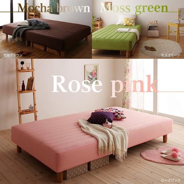 セミダブル 敷きパッド一体型ボックスシーツ パッド一体型ボックスシーツ タオル素材 素材・色が選べる カバーリング alla-moda 05
