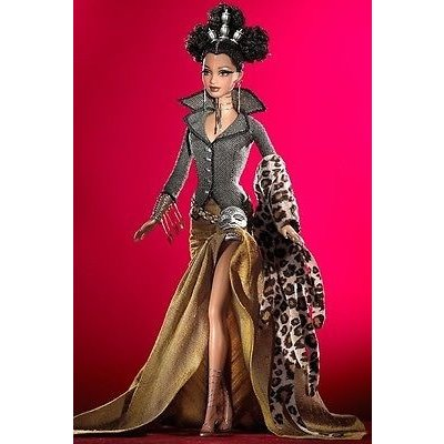 Mattel マテル Barbie バービー バイロン・ラーズ トレジャーズ オブ アフリカ Tatu