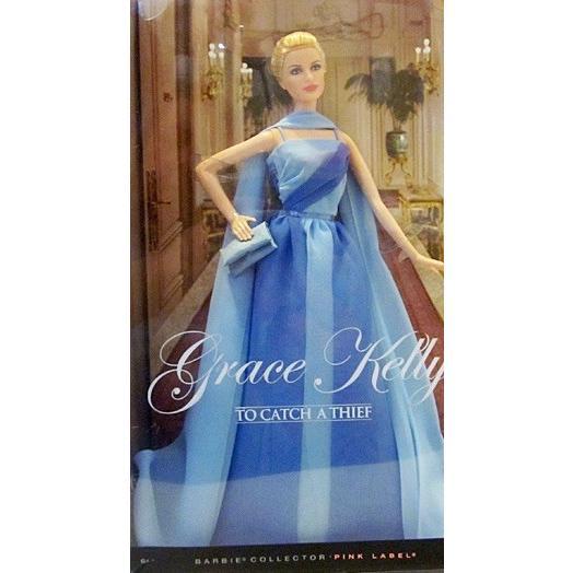 Mattel マテル Barbie バービー ピンクラベル 「To Catch a Thief 」グレース・ケリー