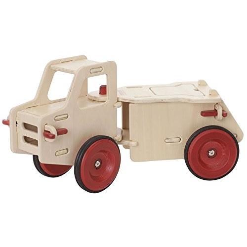 Moover Wooden dump truck ダンプカー トラック ナチュラル