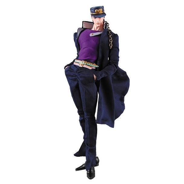 1/6 メディコム RAH リアルアクションヒーローズ ジョジョの奇妙な冒険 第三部 空条承太郎
