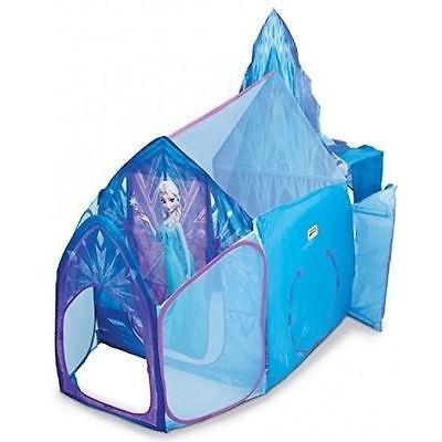 Mattel マテル ディズニー アナと雪の女王 Elsa's Ice castle プレイハウス