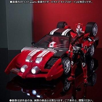 バンダイ S.H. フィギュアーツ 仮面ライダー ドライブ トライドロン