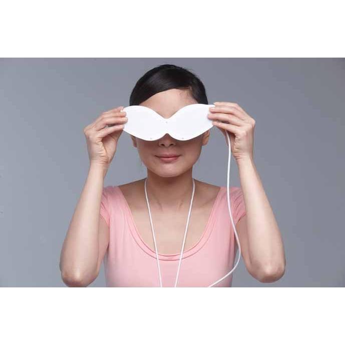 Dr.Lumen アイマスク 赤外線 目の周りの肌の収縮 毛細血管の血流循環 表情ジワ 乾燥ジワなど目の周囲のシワを取り除きます。 RED LEDアイマスク LED-EM-RR005 allbuy 02