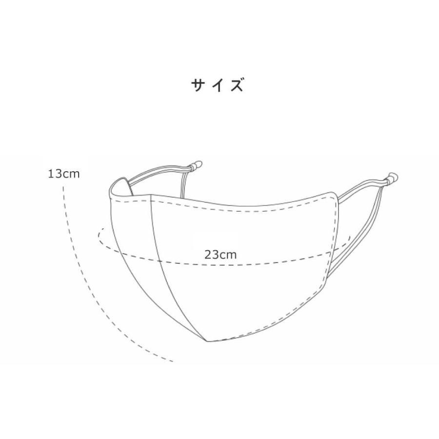 冷感シルクマスク(アニマルシリーズ) 冷感 シルク マスク アニマル 柄 重ねマスク 二重マスク 布 デザイン おしゃれ UPF50+ 立体 繰り返し使える MR-MKLS allbuy 06