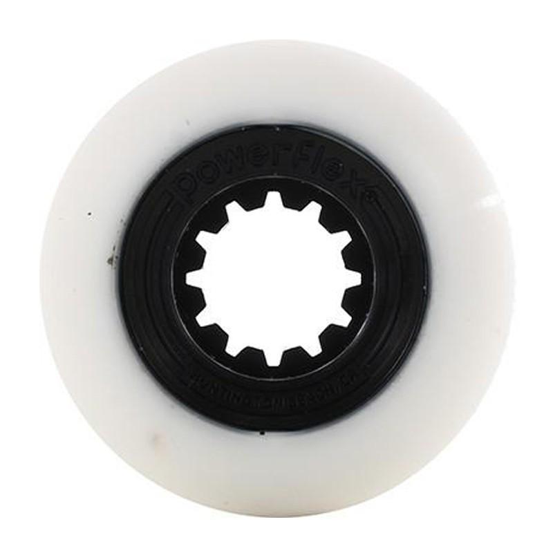 パワーフレックス POWERFLEX/GUMBALL CORE 黒 54mm ウィール