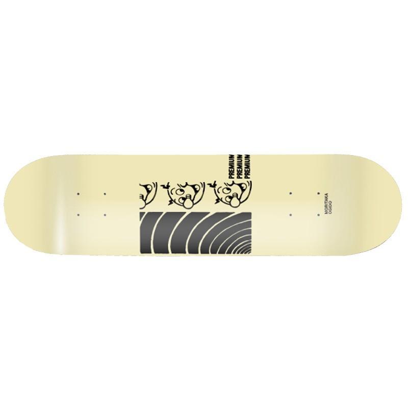 プレミアム スケートボード PREMIUM/RETORO OGIDO MORITAKA 7.875 デッキ