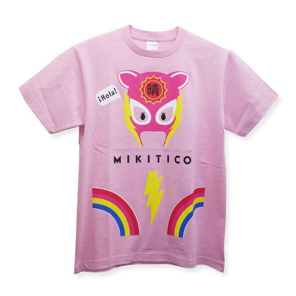 ミキティコ Tシャツ ピンク|alljapan