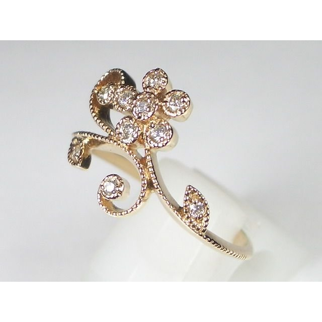 K18PGダイヤ リング alljewelry 03