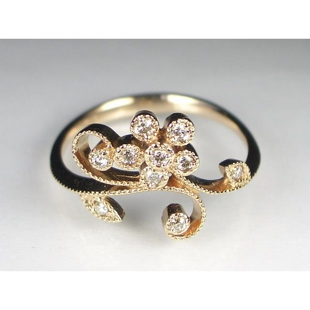 K18PGダイヤ リング alljewelry 04