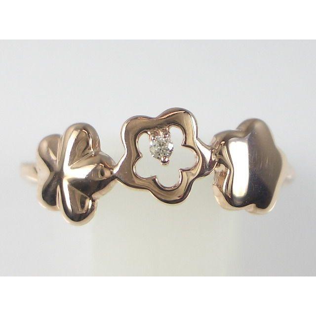 K10PGダイヤ リング alljewelry 02