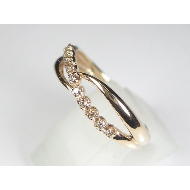 K18PGダイヤ リング|alljewelry|03
