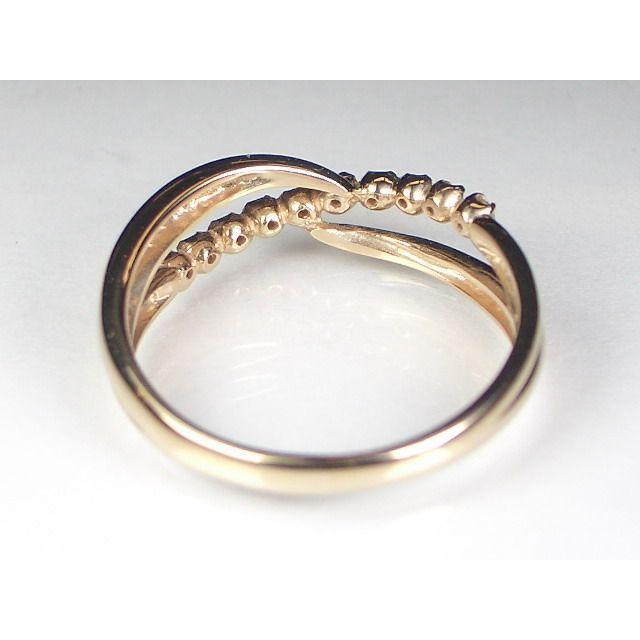 K18PGダイヤ リング|alljewelry|05