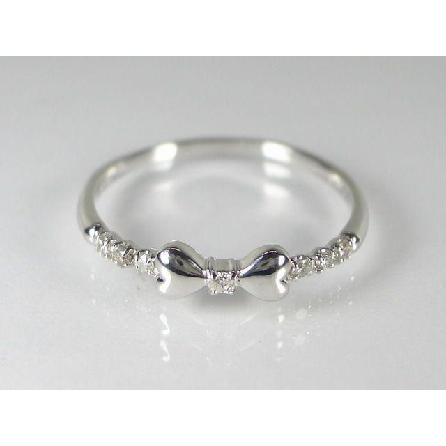 K10WGダイヤ リング alljewelry