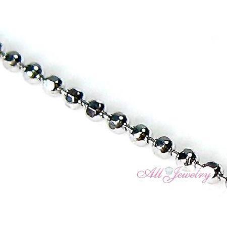 イタリアンボールチェーンダイヤモンドカット【即納】|alljewelry|03