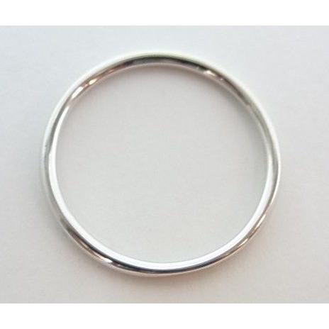 K10ホワイトゴールド シンプルペアリング alljewelry 03