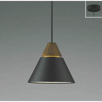 ☆KOIZUMI LEDペンダント 直付けタイプ 白熱電球60W相当 (ランプ付) 電球色 2700K AP45526L