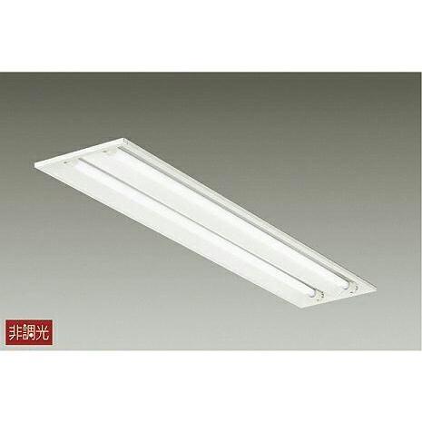 ☆DAIKO LED埋込ベースライト(ランプ別梱包) DBL-4469WW35