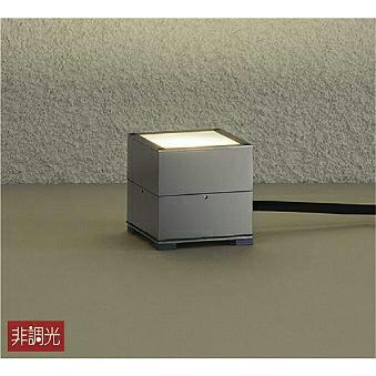 ☆DAIKO LEDアウトドアアプローチ灯(LED内蔵) DWP-40123Y