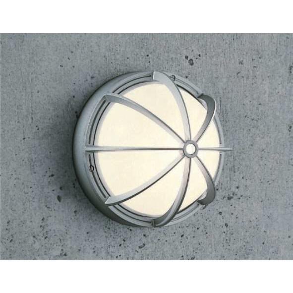☆ENDO LEDアウトドアブラケット LEDZランプディスク75用 シルバーメタリック 白熱電球40W形相当 防湿防雨形 ERB6076S(ランプ別売) ☆ENDO LEDアウトドアブラケット LEDZランプディスク75用 シルバーメタリック 白熱電球40W形相当 防湿防雨形 ERB6076S(ランプ別売)
