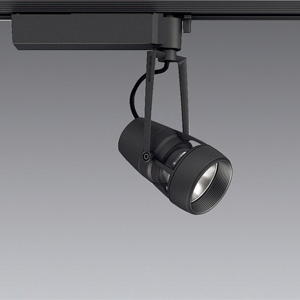 ☆ENDO LEDスポットライト 配線ダクトレール用 セラメタプレミアS35W相当 2800K Ra98 広角 位相制御調光 黒 ERS5512B (ランプ付) ☆ENDO LEDスポットライト 配線ダクトレール用 セラメタプレミアS35W相当 2800K Ra98 広角 位相制御調光 黒 ERS5512B (ランプ付)