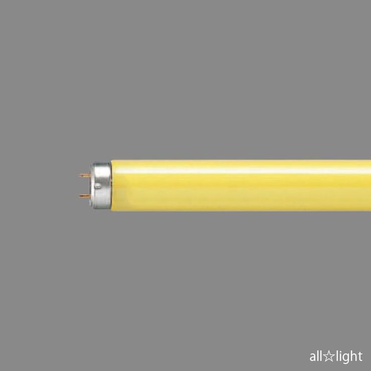 ☆パナソニック カラード蛍光灯 直管蛍光灯 スタータ形 純黄色 虫よけ 40形 【25本入り】 FL40S・Y-F