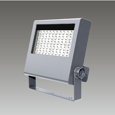 ☆東芝 屋外用LED小形角形投光器 昼白色 狭角形 150Wメタルハライド器具相当 メタリックシルバー LEDS-08908NN-LS9 ※受注生産品