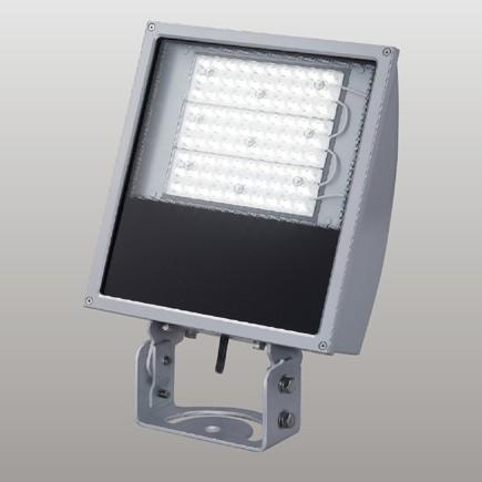 ☆東芝 屋外用LED小形角形投光器 昼白色 中角形 400Wメタルハライド器具相当 メタリックシルバー 耐塩形 LEDS-23902NM-LJ2 ※受注生産品