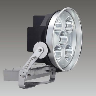 ☆東芝 屋外用LED投光器 昼白色 広角形 1kW効率重視形メタルハライド器具相当 耐塩形 LEDS-50407NW-LJ2 ※受注生産品