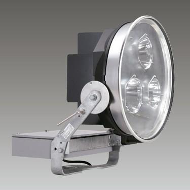 ☆東芝 屋外用LED投光器 昼白色 中角形 1kW効率重視形メタルハライド器具相当 耐塩形 LEDS-50409NM-LJ2 ※受注生産品