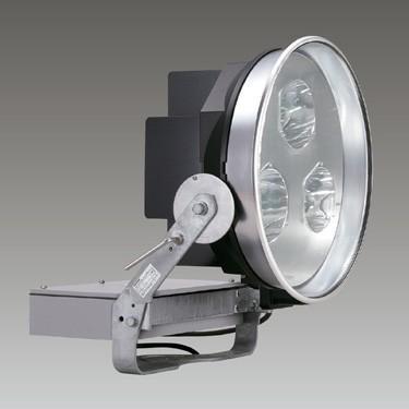 ☆東芝 屋外用LED投光器 昼白色 広角形 1kW効率重視形メタルハライド器具相当 耐塩形 LEDS-50409NW-LJ2 ※受注生産品