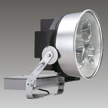 ☆東芝 屋外用LED投光器 昼白色 狭角形 1kW効率重視形メタルハライド器具相当 重耐塩形 LEDS-50410NN-LJ2 ※受注生産品